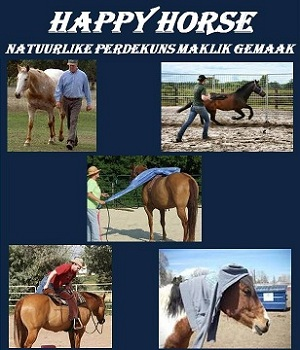 HAPPY HORSE COVER AFRIKAANS